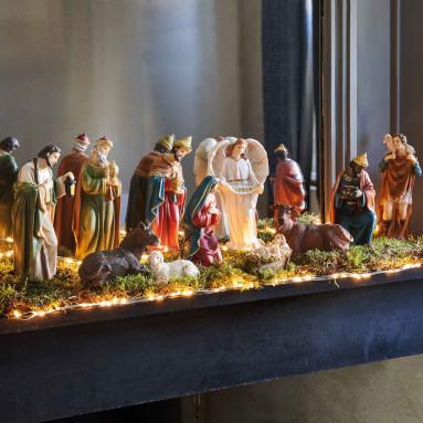 Crèche 11 santons