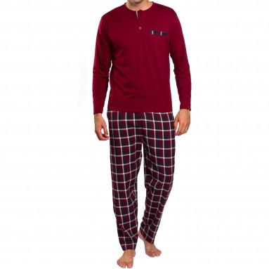 Pyjama carreaux clan