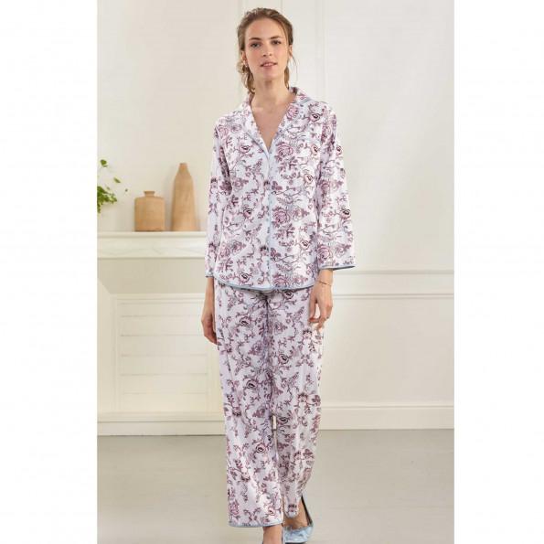 Pyjama jacquard Daisy