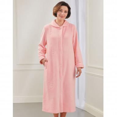 Robe de chambre polaire duchesse