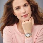 EN CADEAU : La montre Romantica