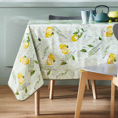 Nappe Citron rectangle