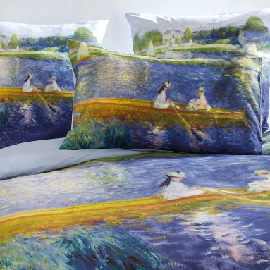 Chef d'œuvre Renoir - Taie d'oreiller