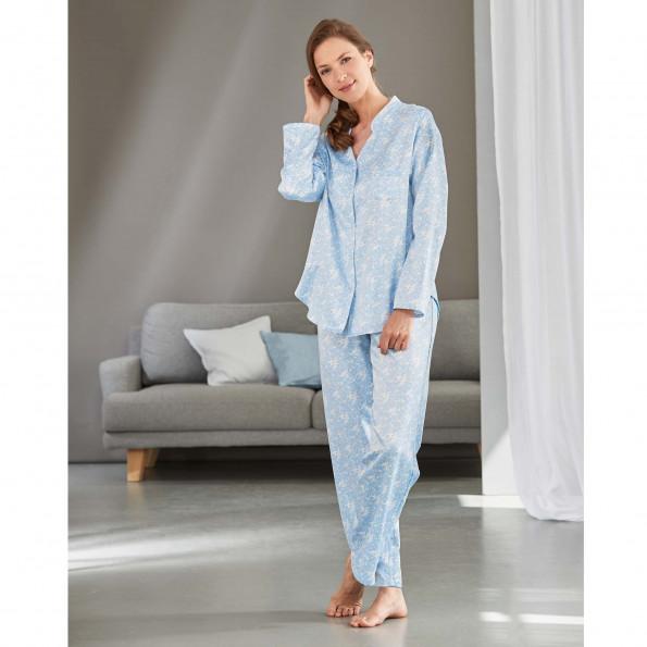 Pyjama satin Victoria