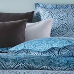 Parure de lit Bleu Majorelle