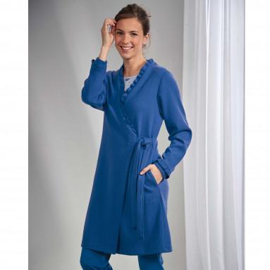 Peignoir kimono Bleuet