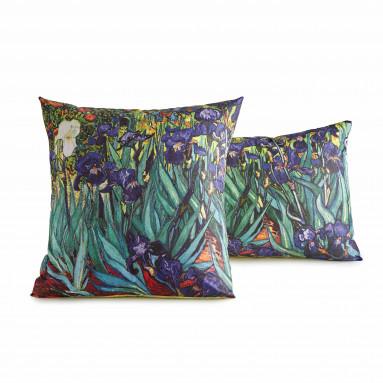 Taie d'oreiller Van Gogh : Les Iris