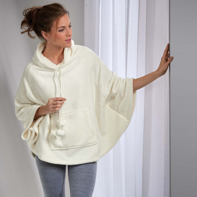 Poncho polaire supersoft
