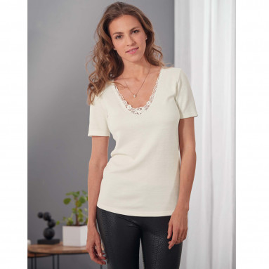 Tee-shirt thermique - les 2