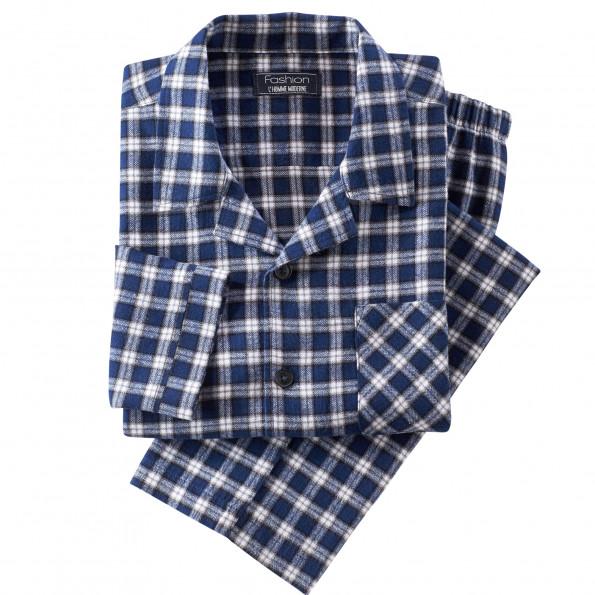 Pyjama clan en flanelle